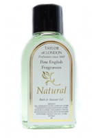 Taylors of London Natural 30ml Bath & Shower Gel Bottle
